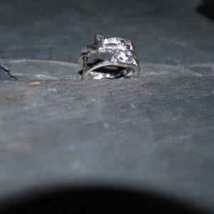 Ringe sølv