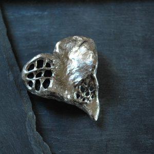 Brocher sølv